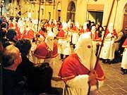 Folklore in den Abruzzen