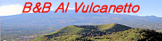 B&B Al Vulcanetto Mojo Alcantara