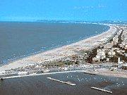 Küste in der Emilia Romagna